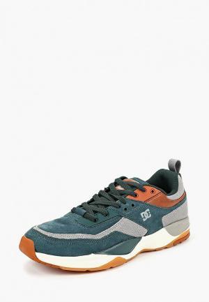 Кроссовки DC Shoes E.TRIBEKA LE. Цвет: зеленый