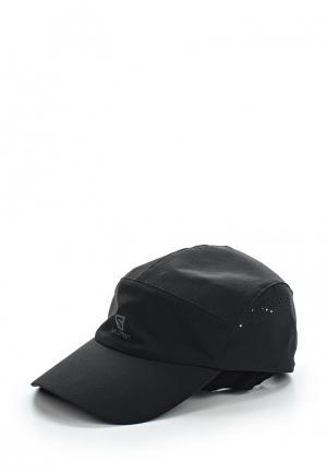 Кепка Salomon SOFTSHELL CAP. Цвет: черный