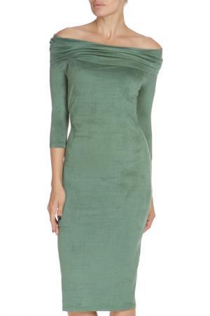 Платье Libellulas. Цвет: зеленый