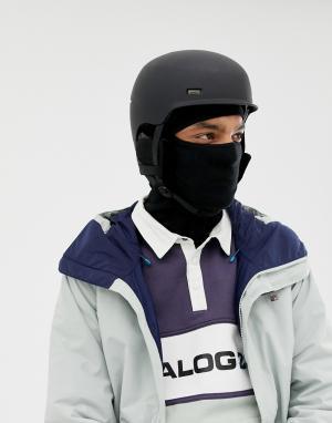 Черный горнолыжный шлем Highwire Anon. Цвет: черный