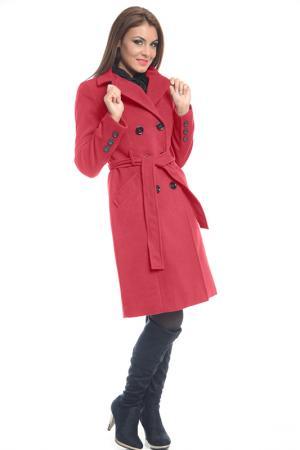 Coat Ines Collezione. Цвет: violet