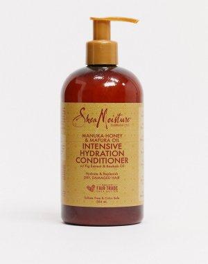 Кондиционер для интенсивного увлажнения волос с медом манука и маслом мафуры 384 мл-Бесцветный Shea Moisture