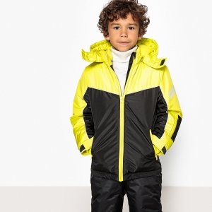 Куртка LaRedoute. Цвет: желтый