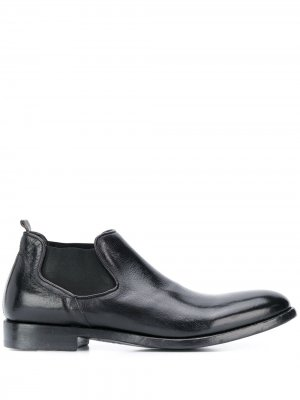 Ботинки Nicky Alberto Fasciani. Цвет: черный