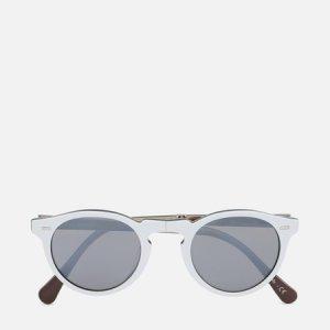 Солнцезащитные очки Gregory Peck 1962 Oliver Peoples. Цвет: белый