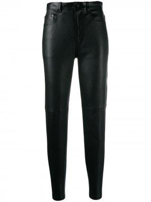 Укороченные брюки Kemp Joseph. Цвет: черный