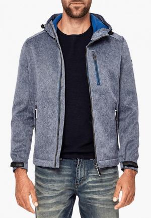 Куртка s.Oliver. Цвет: серый