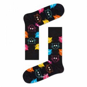 Cat Sock Happy Socks. Цвет: разноцветный