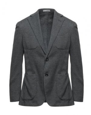 Пиджак 0909 FATTO IN ITALIA. Цвет: свинцово-серый