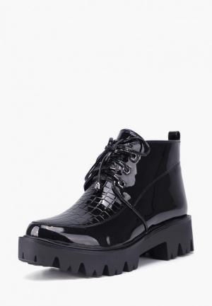 Ботинки Airbox. Цвет: черный