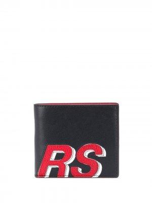 Кошелек с логотипом Michael Kors Collection. Цвет: синий