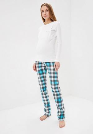 Пижама Hunny mammy. Цвет: разноцветный