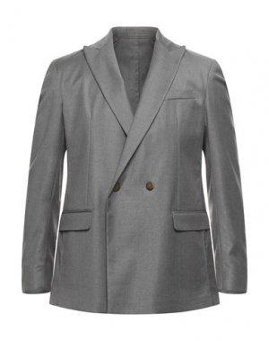Пиджак GUESS. Цвет: светло-серый