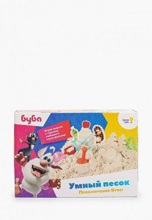 Набор для творчества Dream Makers детского Умный песок Приключение Бубы. Цвет: разноцветный