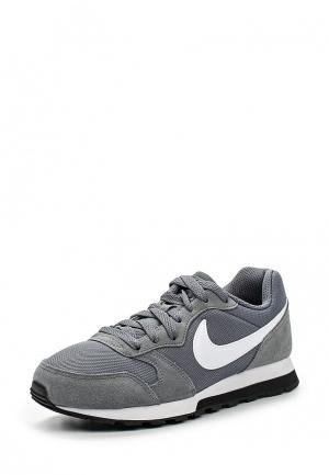 Кроссовки Nike BOYS MD RUNNER 2 (GS) SHOE. Цвет: серый