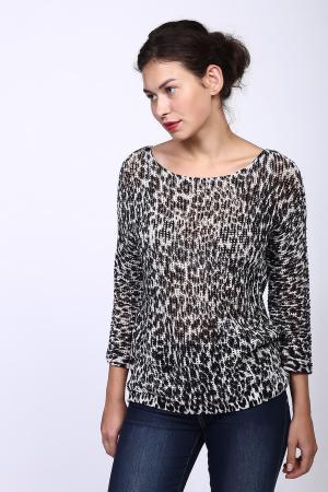 Пуловер Monari. Цвет: разноцветный