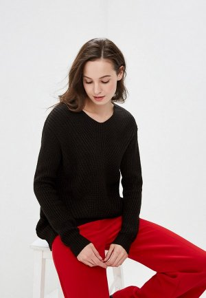 Пуловер Gepur. Цвет: черный