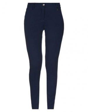 Повседневные брюки FLY GIRL. Цвет: темно-синий