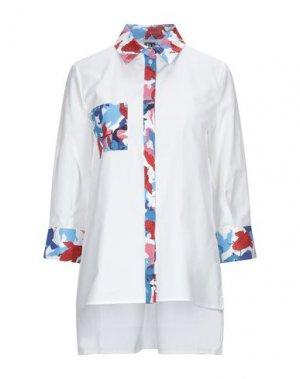 Pубашка I'M ISOLA MARRAS. Цвет: белый