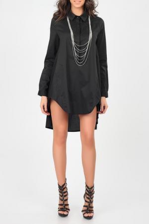 Платье Extasy. Цвет: черный