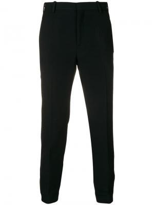 Классические брюки Neil Barrett. Цвет: черный