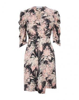 Короткое платье KAOS. Цвет: розовый