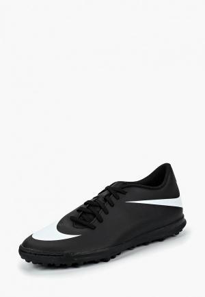 Шиповки Nike MENS BRAVATAX II (TF) TURF FOOTBALL BOOT. Цвет: черный
