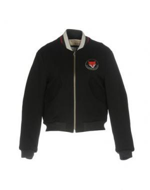 Куртка MAISON KITSUNÉ. Цвет: черный