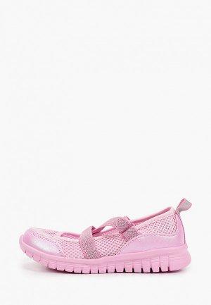 Туфли Demix SWEET. Цвет: розовый