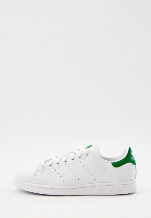 Кеды adidas Originals STAN SMITH. Цвет: белый