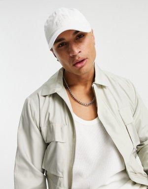 Белая кепка с логотипом -Белый Helly Hansen