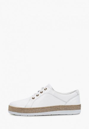 Ботинки Francesco Donni. Цвет: белый
