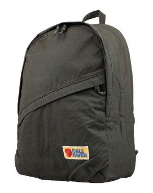 Рюкзаки и сумки на пояс FJALLRAVEN. Цвет: темно-зеленый