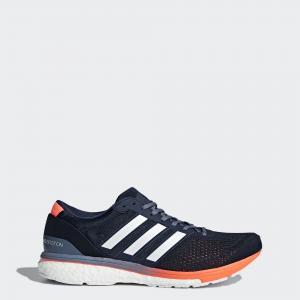 Кроссовки для бега adizero Boston 6 Performance adidas. Цвет: черный