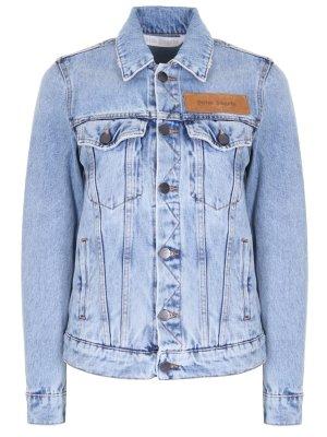 Куртка джинсовая PALM ANGELS