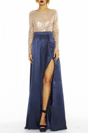 Платье C.H.I.C.. Цвет: мультицвет