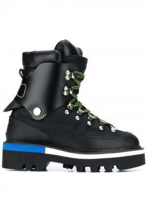 Ботинки Mountain Ski Massive Dsquared2. Цвет: черный