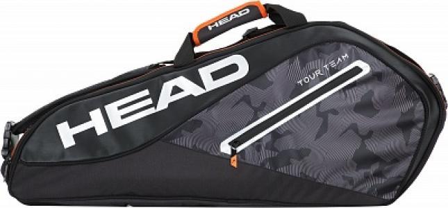 Сумка Tour Team 3R Pro Head. Цвет: черный