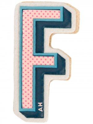 Стикер F Anya Hindmarch. Цвет: разноцветный