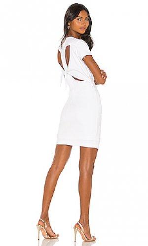 Платье delos Bailey 44. Цвет: белый