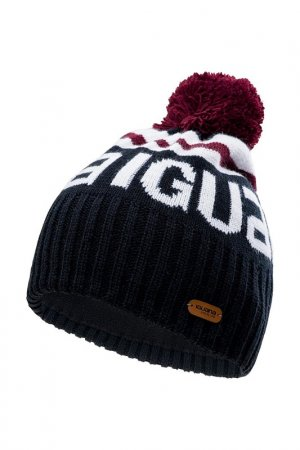 Winter Hat Iguana Lifewear. Цвет: black