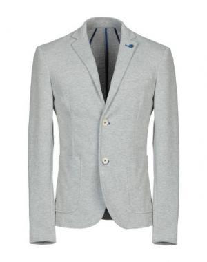 Пиджак FRED MELLO. Цвет: светло-серый