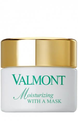 Увлажняющая маска Valmont. Цвет: бесцветный
