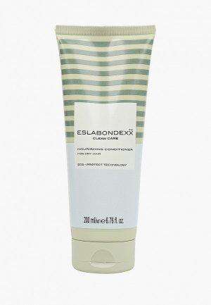 Бальзам для волос Eslabondexx Nourishing. Цвет: прозрачный