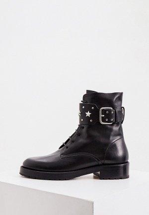 Ботинки RED(V). Цвет: черный
