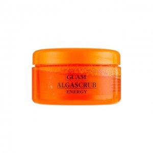 Скраб с эфирными маслами Algascrub Energy GUAM. Цвет: бесцветный