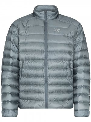Arcteryx легкая стеганая куртка Cerium Arc'teryx. Цвет: серый