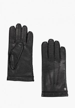 Перчатки Roeckl RO002DMDCEH3. Цвет: черный