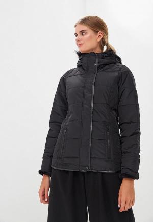 Куртка утепленная Regatta Winika. Цвет: черный