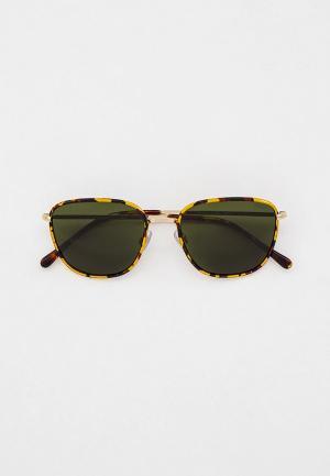 Очки солнцезащитные Polo Ralph Lauren PH3134 911671. Цвет: желтый